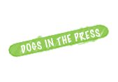 Dogs in the press